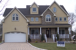 This Clark New Jersey new home project was completed by Daunno Development in 2008.