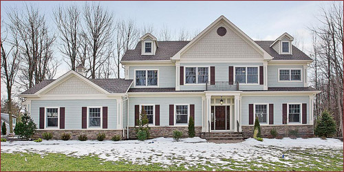 Custom home builder and general contractor westfield nj for New home construction south jersey